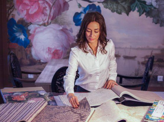 #casabuhnici – O vizită la magazinul de tapet