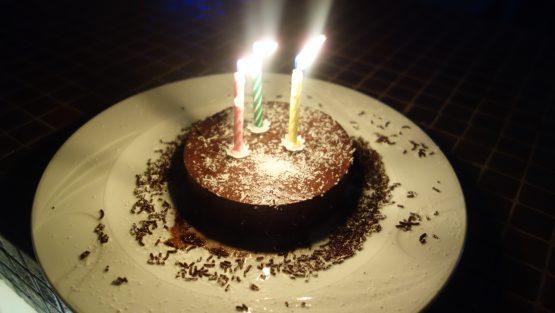 Cum am sărbătorit 3 anișori