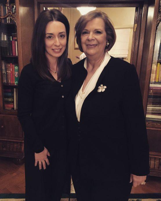 """Marina Valmy relansează Școala Cosmetică """"Christine Valmy"""" din România"""