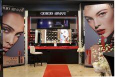 Giorgio Armani Beauty în România