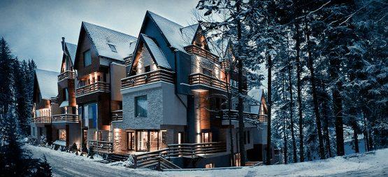 Cel mai frumos hotel de pe Valea Prahovei
